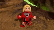 Supergirl Red Lantern