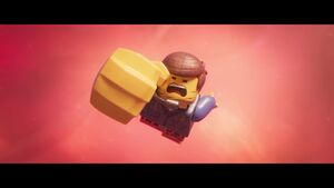 The LEGO Movie 2-Emmet dur