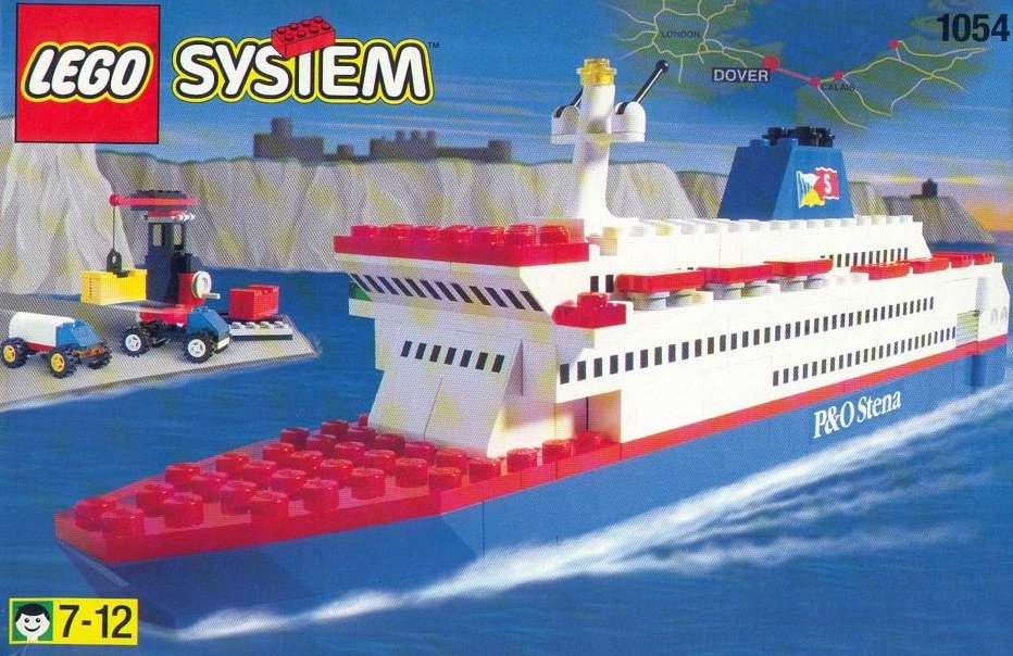how to make a ferry boat