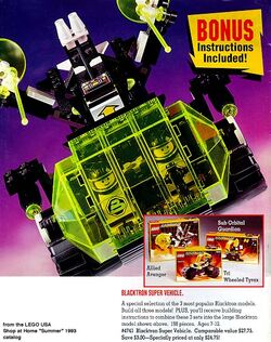 4741 Blacktron Value Pack