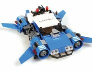 5973 Prototype Skull Blue