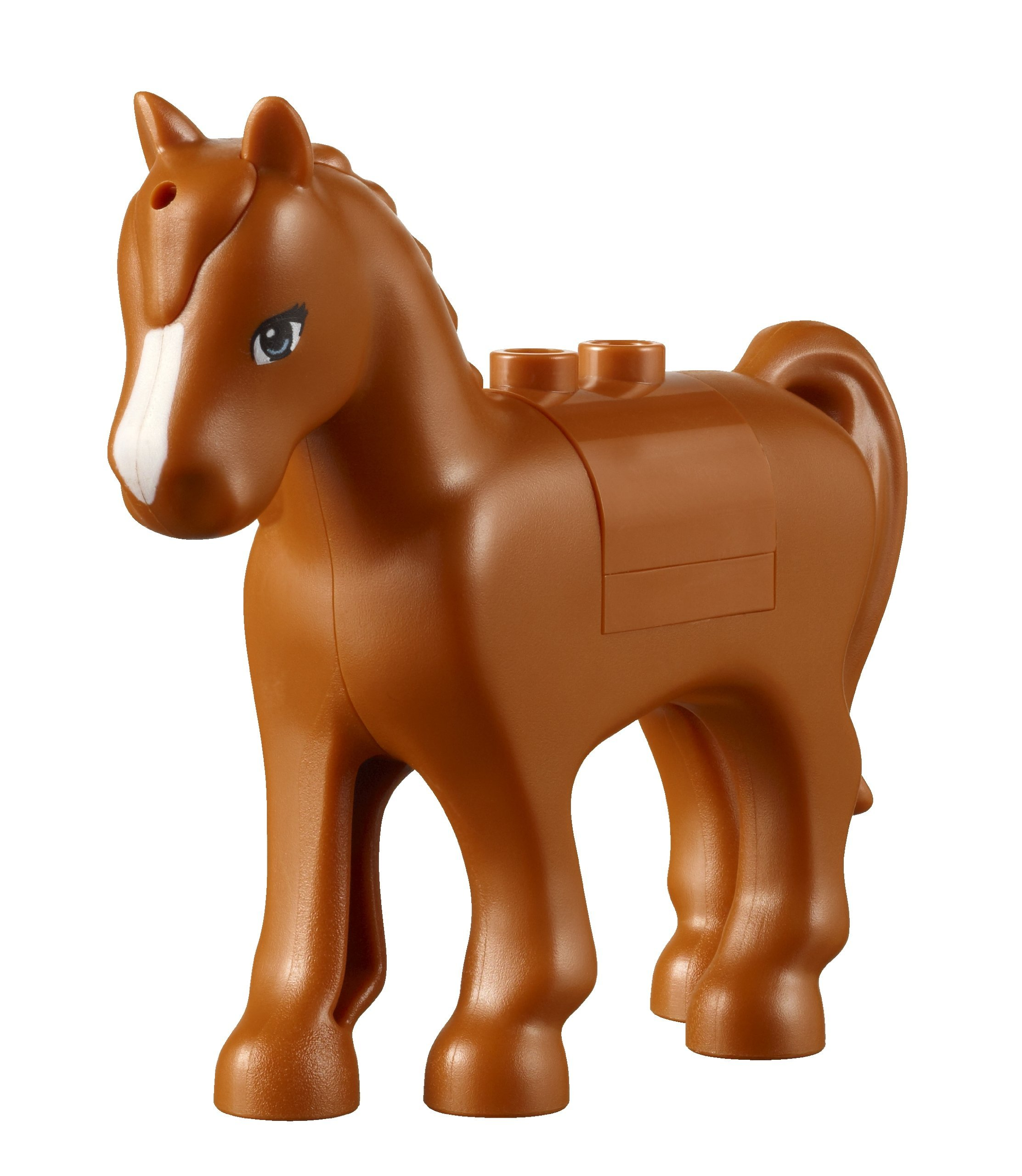 New Horse Lego Friends MiniFigure Animal Newborn TAN FOAL 41039