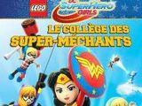 LEGO DC Super Hero Girls : Le collège des super-méchants