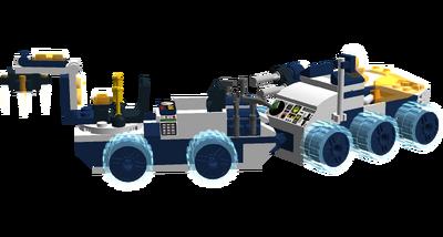 Polar theme concept car (2)