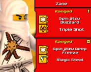 Zane ninjago