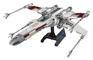10240 Red Five X-wing Starfighter 2