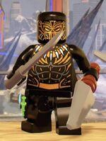 Black Panther Killmonger DLC LEGO Marvel Super Heroes 2