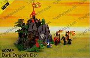 Dark dragons den catalogue