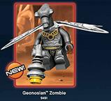 Geonosion Z Poster