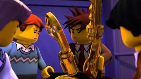 LEGO® Ninjago Rebooted Official Trailer 2014