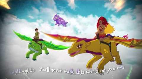 Let's Do This - LEGO Elves – Sing-along Music Video ( w Lyrics)