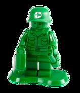 Petit soldat vert 3-7595