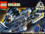 TIE Fighter & Y-wing 7150