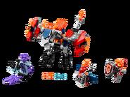 70361 Le dragon-robot de Macy