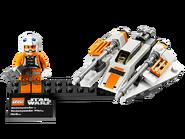75009 Snowspeeder & Hoth 2