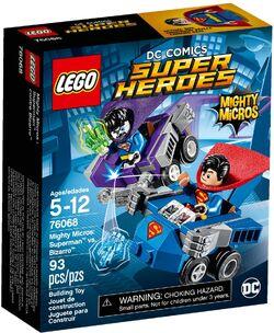 76068 Mighty Micros- Superman vs