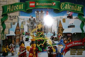 Weihnachtskalender Wiki.Kingdoms Adventskalender 7952 Lego Wiki Fandom Powered By Wikia