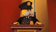 Commissioner's speech