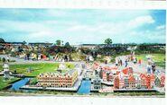 Postkaart Miniland Holland