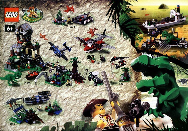 Mighty Dinosaurs 31058