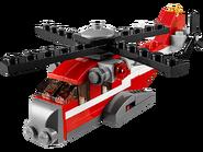 31013 L'hélicoptère rouge 2