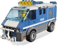 4441 Le fourgon du chien de police 2
