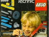8889 TECHNIC Idea Book