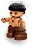 DUPLO Caveman Child