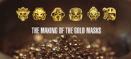 LEGO-BIONICLE-Gold-Masks