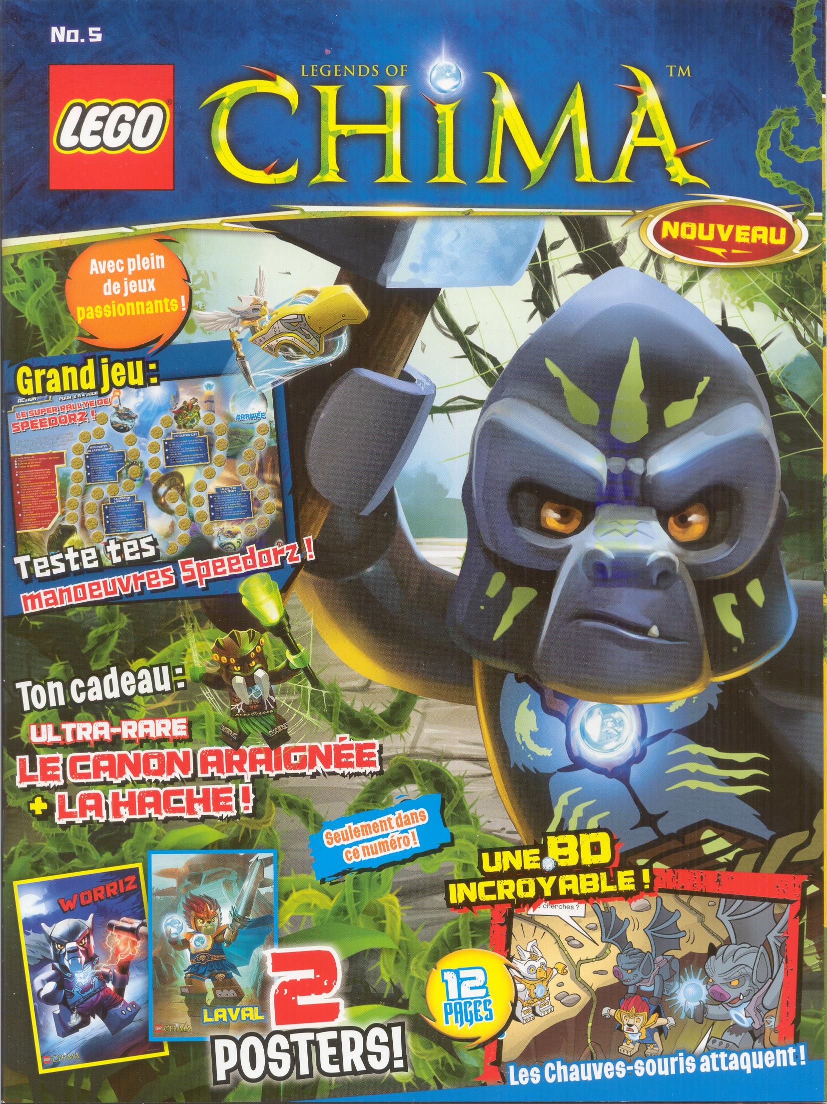 Lego chima 5 wiki lego fandom powered by wikia - Chima saison 2 ...