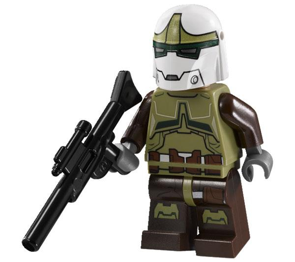 Lego Star Wars JANGO FETT Bounty Hunter minifig minifigure