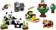 10681 Le cube de construction créative