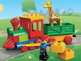6144 Zoo Train