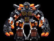 70316 Le char maléfique de Jestro 7