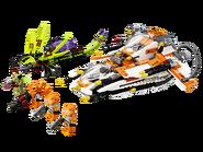 70705 Le vaisseau insecticide