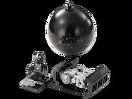 75008 TIE Bomber et champ d'astéroïdes