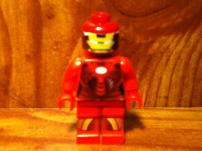 Iron Man front