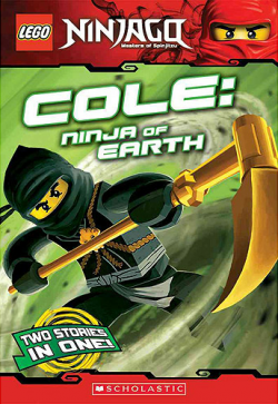 250px-Cole Ninja of Earth Cover
