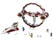 75191 Jedi Starfighter with Hyperdrive