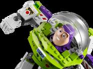 7592 Figurine Buzz l'Éclair à construire 5