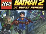 LEGO Batman 2: DC Super Heroes Comic Book