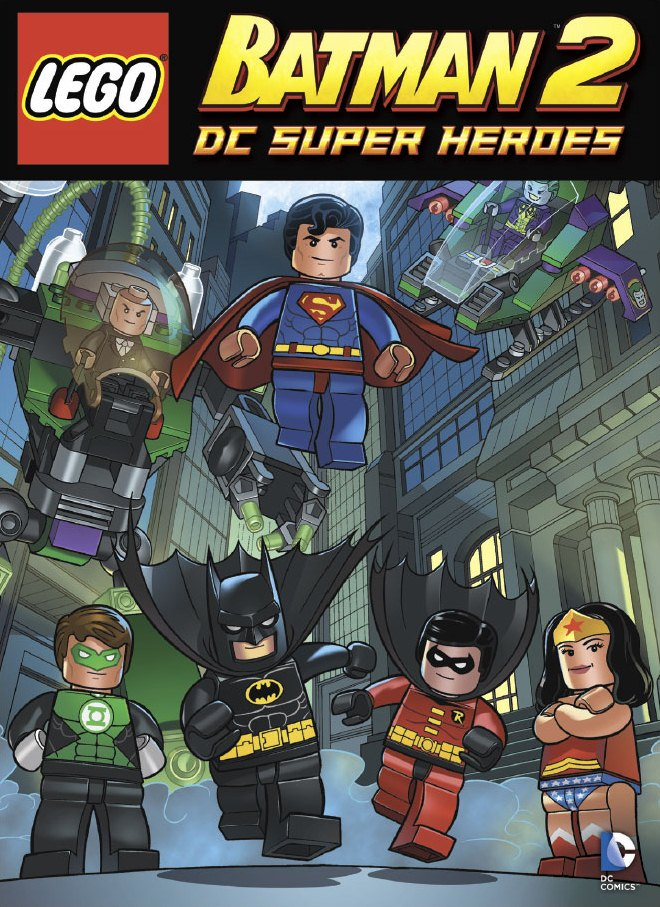 LEGO Batman 2: DC Super Heroes Comic Book | Brickipedia | FANDOM ...