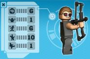 Hawkeye microsite