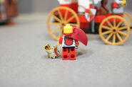 LEGO Toy Fair - Kingdoms - 7188 King's Carriage Ambush - 09