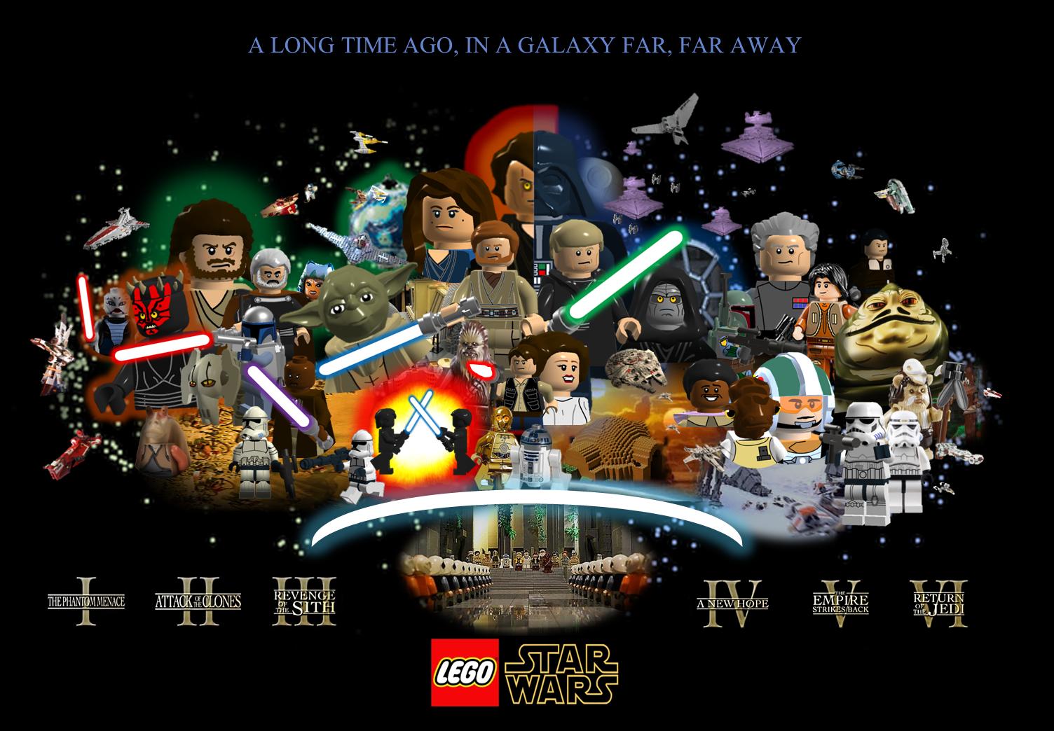 Image - Lego Star Wars.png   Brickipedia   FANDOM powered