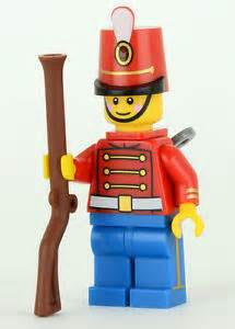LEGO Nutcracker Imperial Pirate Guard Minifigure New Toy Soldier