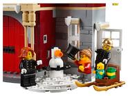 10263 La caserne des pompiers du village d'hiver 5