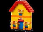 10654 Boîte XL de briques créatives 4