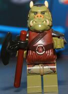 2012 Gamorrean Guard