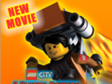 LEGO City A Clutch Powers 4-D Adventure